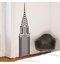 Sticker Sommet Chrysler Building