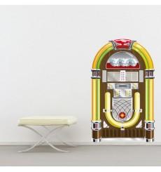 Sticker Jukebox