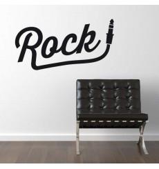 Sticker Rock prise jack