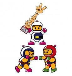 Sticker Bomberman