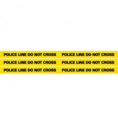 Sticker Police line