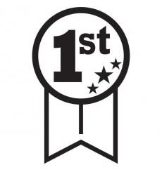 Sticker Médaille vainqueur