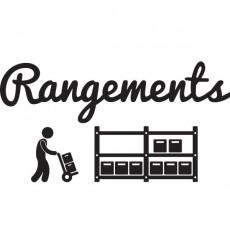 Sticker Rangements