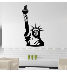 Sticker Sticker Statue de la Liberté