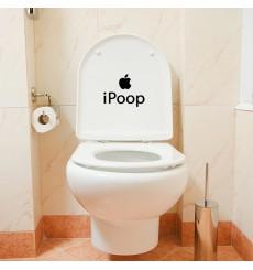 Sticker Sticker iPoop