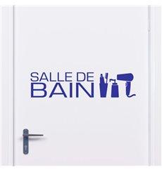 Sticker Sticker Design salle de bain