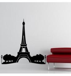 Sticker Sticker Tour Eiffel