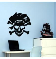 Sticker Sticker Signe des pirates