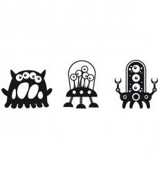 Sticker Extraterrestres