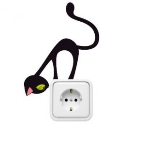 autocollant prise lectrique goulotte protection cable exterieur. Black Bedroom Furniture Sets. Home Design Ideas