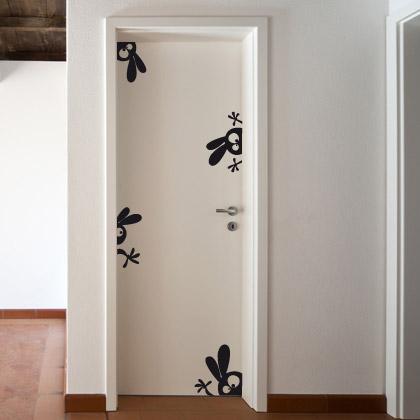 des nouveaux stickers pour tout petits. Black Bedroom Furniture Sets. Home Design Ideas