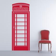 Sticker Téléphone Londres