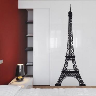 Sticker Tour Eiffel - stickers paris & stickers muraux - fanastick.com
