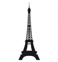 Sticker Tour Eiffel Design