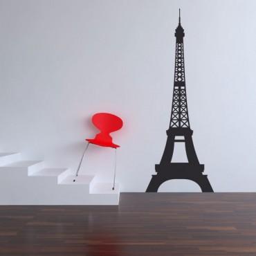 Sticker Tour Eiffel Design - stickers paris & stickers muraux - fanastick.com