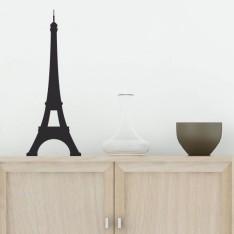 Sticker Tour Eiffel silhouette