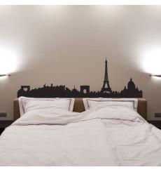 Sticker Vue de Paris