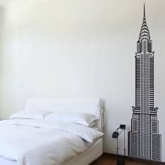Sticker Chrysler Building