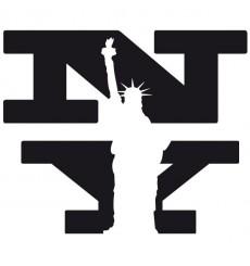 Sticker N Y