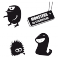 Sticker Pack monstres 2 - stickers monstre & stickers muraux - fanastick.com