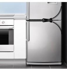 Sticker Fermeture éclair frigo