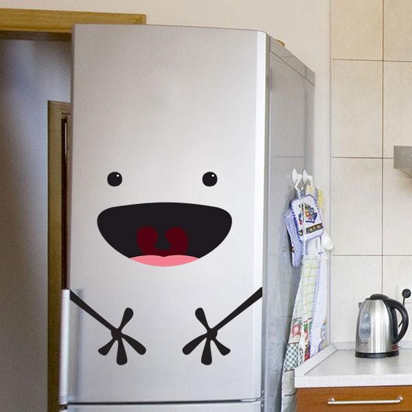 sticker frigo vivant stickers frigo stickers muraux. Black Bedroom Furniture Sets. Home Design Ideas