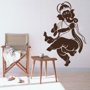 Sticker Ganesh - stickers monde & stickers muraux - fanastick.com