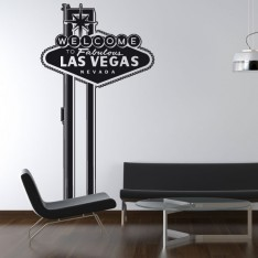 Sticker Las Vegas