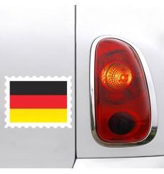 Sticker Drapeau Allemagne