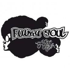 Sticker Funky soul
