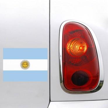 Sticker Drapeau Argentine - stickers drapeaux & stickers muraux - fanastick.com