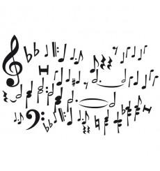 Sticker Notes de musique