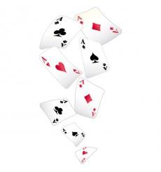 Sticker Cartes en folie