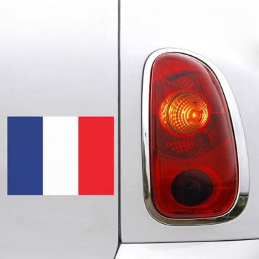 Sticker Drapeau France - stickers drapeaux & stickers muraux - fanastick.com