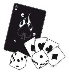 Sticker Poker