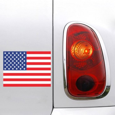 Sticker Drapeau USA - stickers drapeaux & stickers muraux - fanastick.com