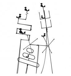 Sticker Antennes