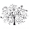 Sticker Arbre fantastique - stickers nature & stickers muraux - fanastick.com