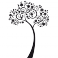 Sticker Arbre moderne - stickers nature & stickers muraux - fanastick.com