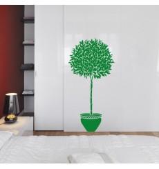 Sticker Arbuste