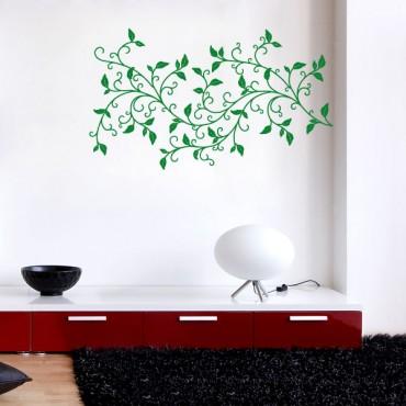 Sticker Branche arabesque - stickers arbre & stickers muraux - fanastick.com