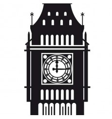Sticker Big Ben