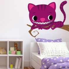 Sticker Chat du Cheshire