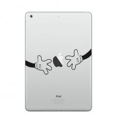 Sticker Mains de mickey pour Macbook et Ipad