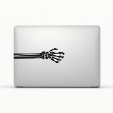 Sticker Bras squelette pour Macbook et Ipad