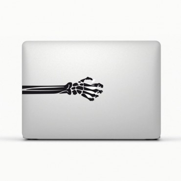 Sticker Bras squelette pour Macbook et Ipad - stickers macbook et ipad & stickers muraux - fanastick.com