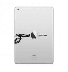 Sticker Pistolet pour Macbook et Ipad