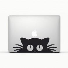 Sticker Chat pour Macbook