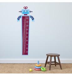 Sticker Toise robot