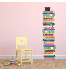 Sticker Toise livres